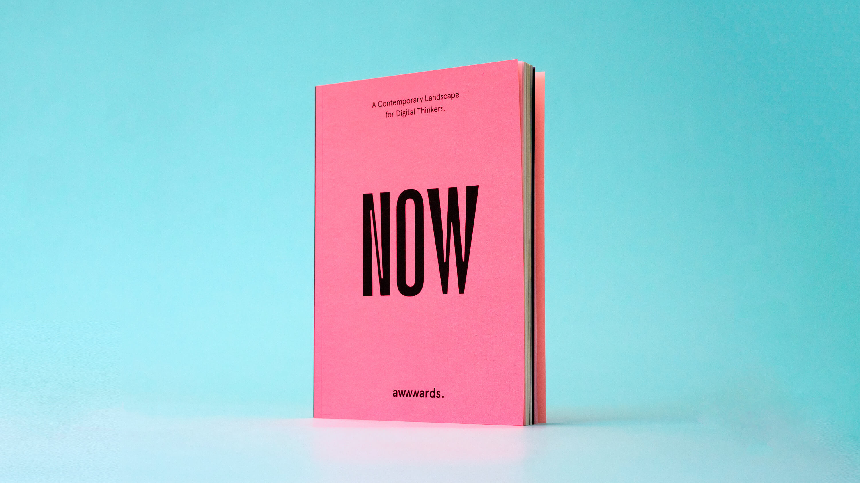 Now: Book Awwwards