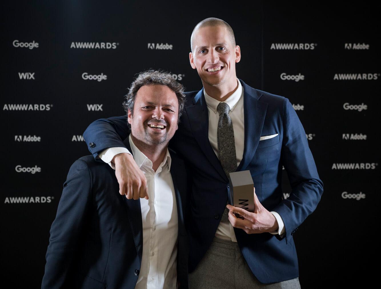 Annual Awards 2017 - Awwwards