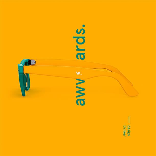 Awwwards - New brand