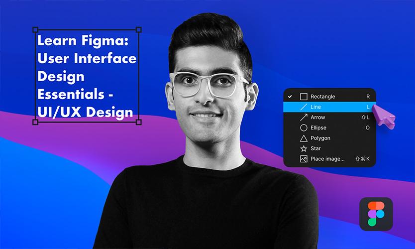 [VIP] Awwwards - Learn Figma User Interface Design Essentials - UIUX Design