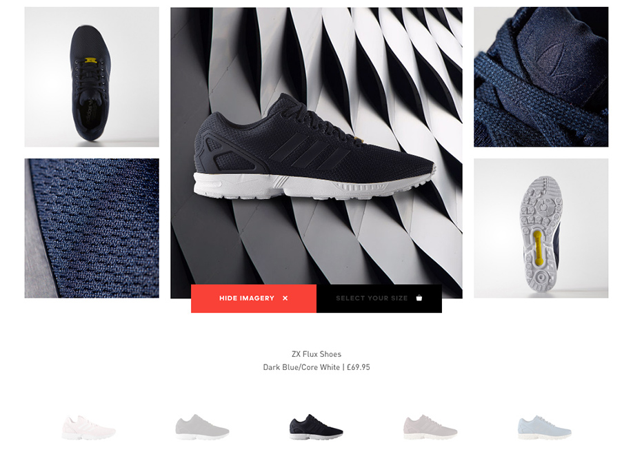 Product Gallery Slideshow