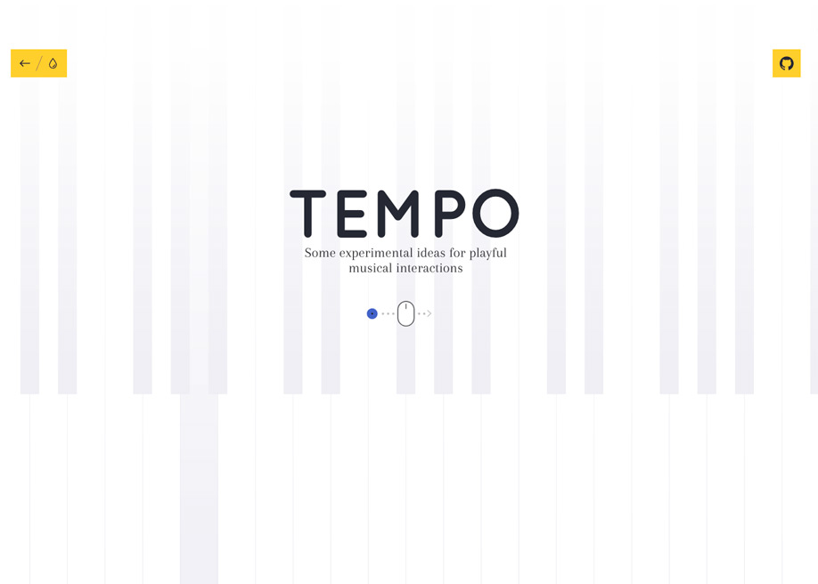 Interactive Musical Instruments with Midi.js