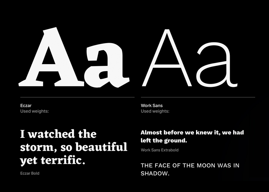 2017  Trendy Google Fonts Combinations
