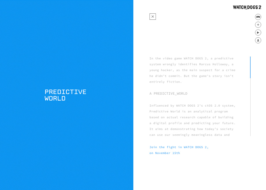 About Predictive World