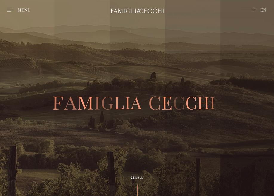 Cecchi Typography