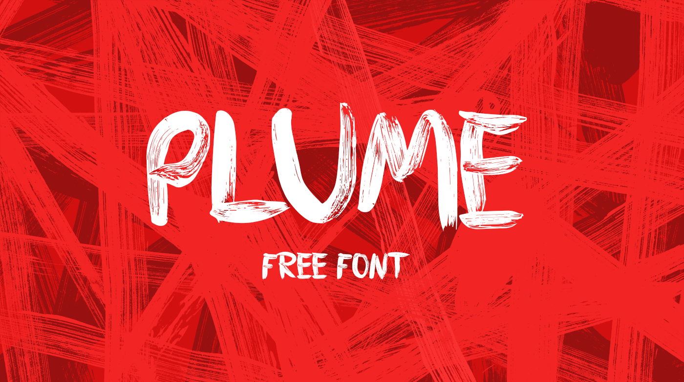 Free hand made and calligraphy fonts