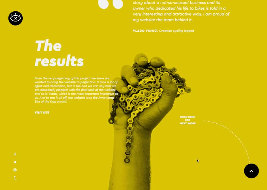 20 Playful Click & Hold, Drag & Gesture Interactions in Web Design