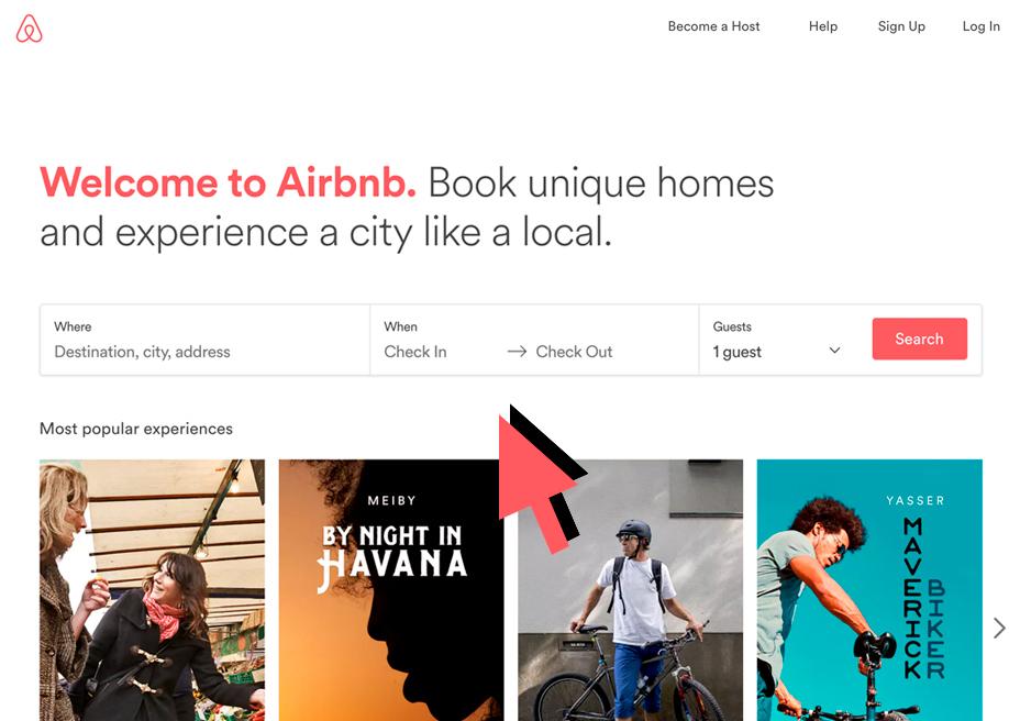 Airbnb Guerilla Usability Testing