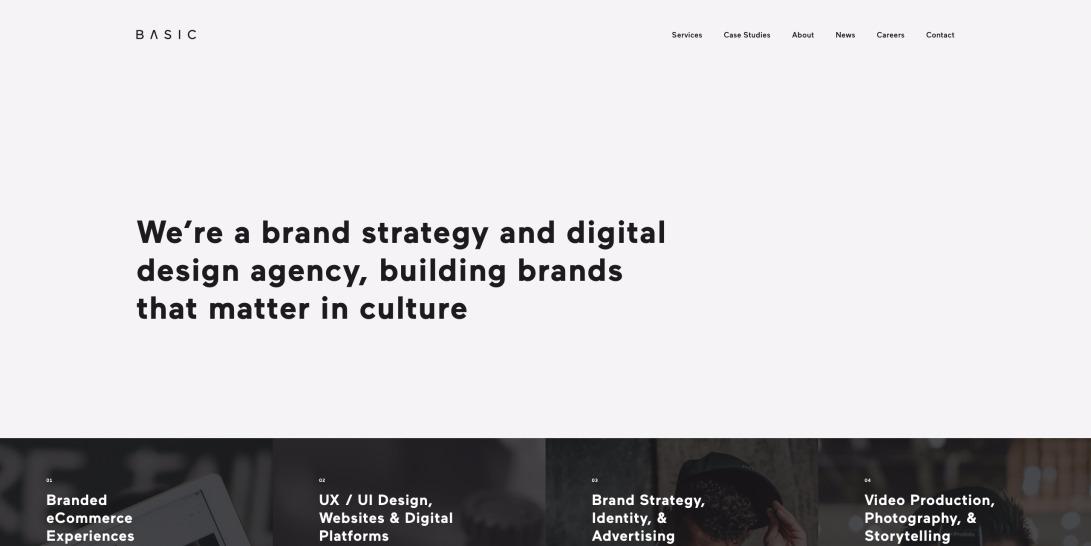 BASIC™ | Digital Web Design & Branding Agency