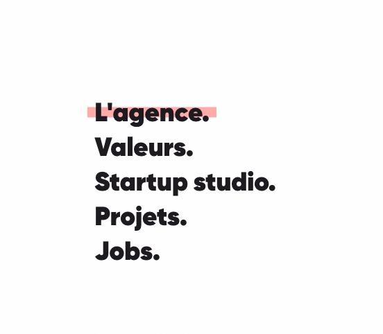 Wokine. Agence digitale & Startup Studio basée à Lille, depuis 2004.