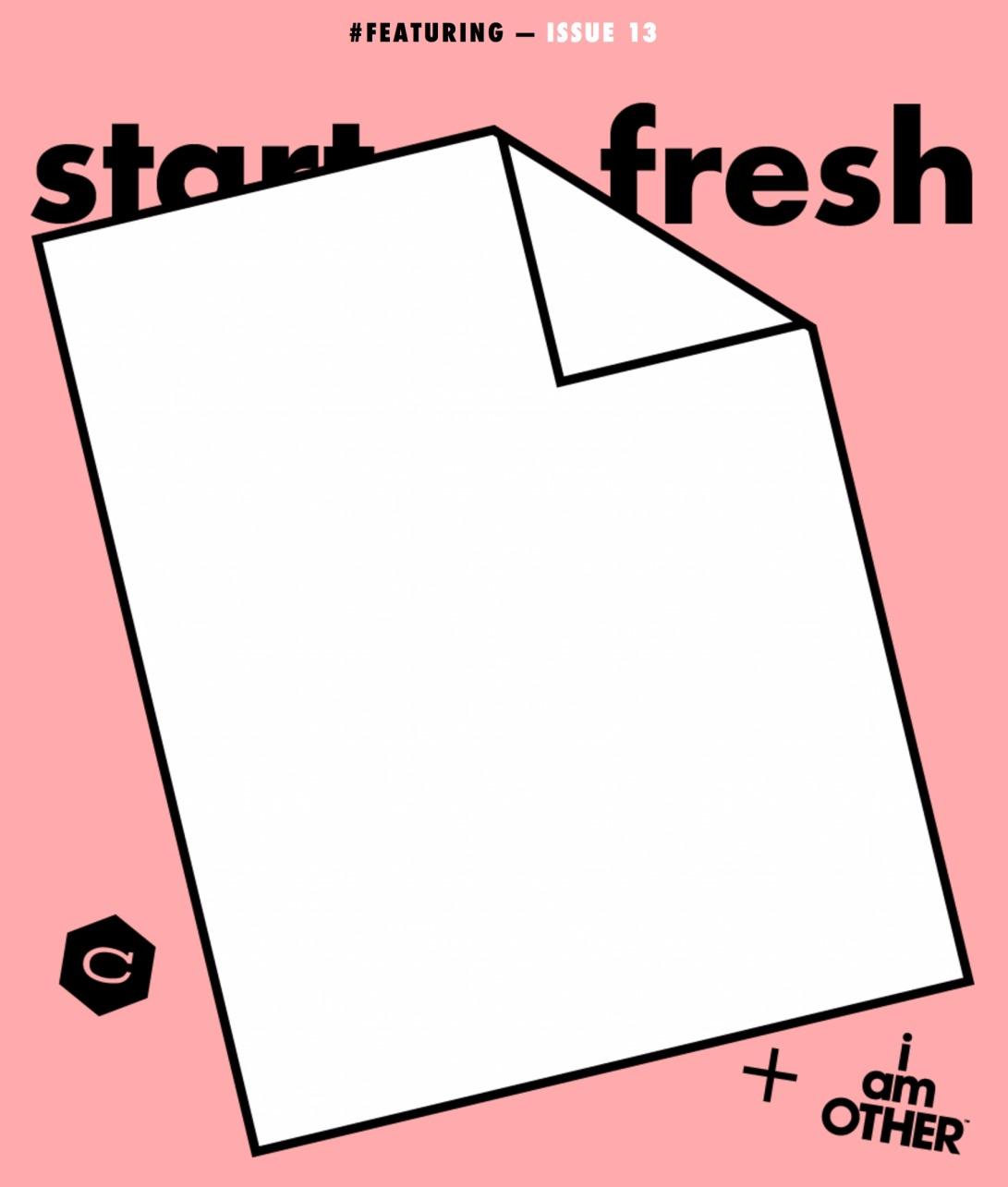 Featuring: Start Fresh ✨
