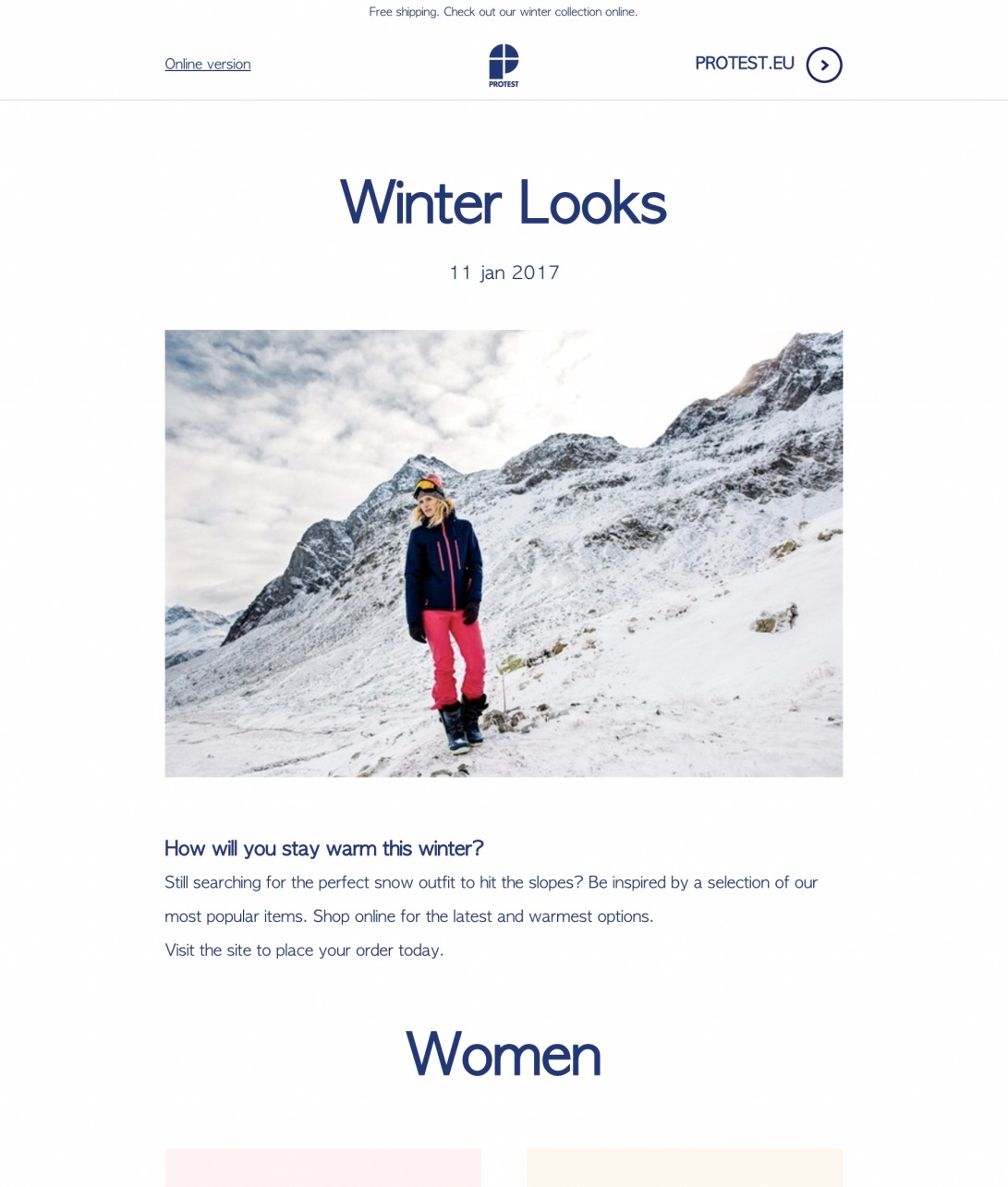 Find Your Winter Outfit