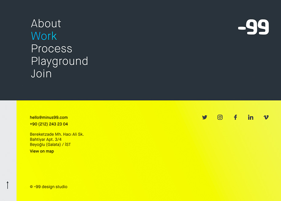 15 excellent creative website footers