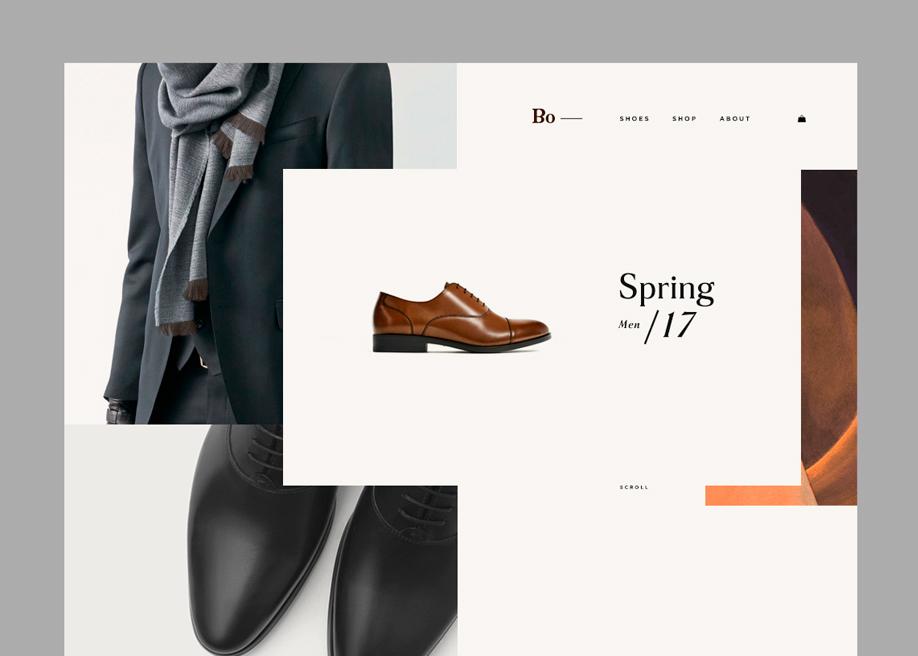 Redesign Concept - Bo—store
