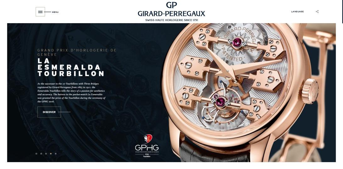 Girard-Perregaux | Swiss Haute Horlogerie: since 1791