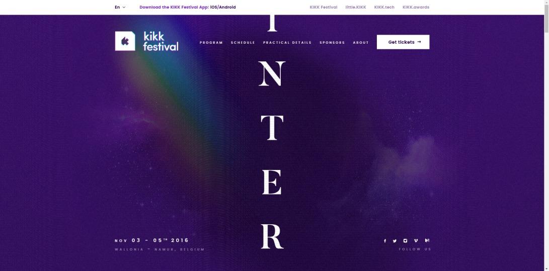Home - KIKK Festival