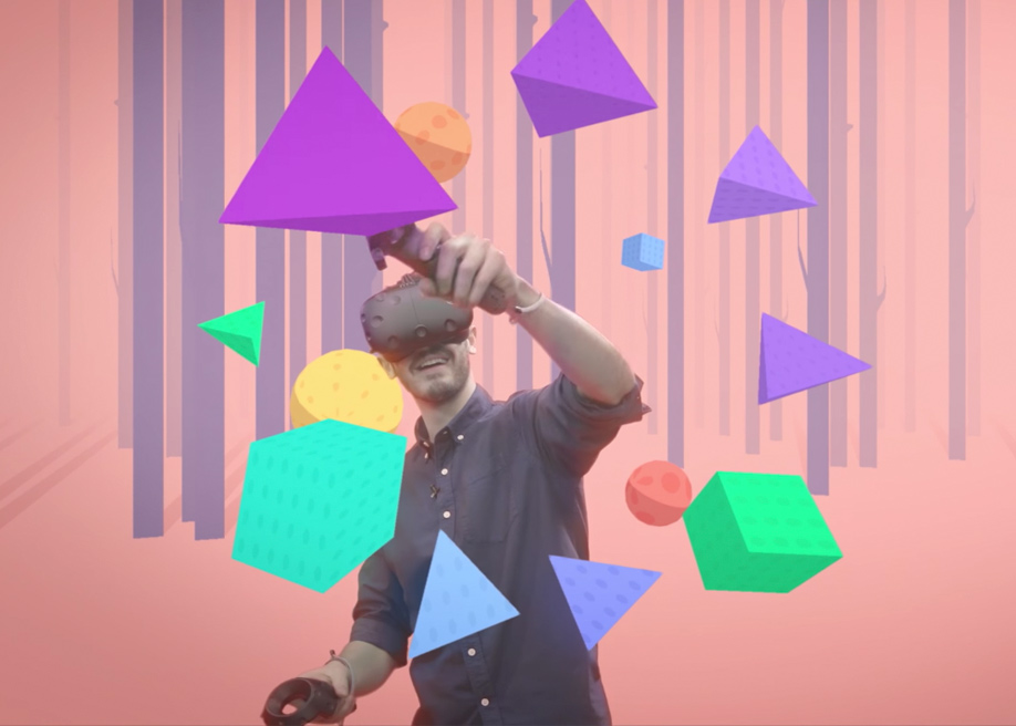 The Musical Forest - WebVR by Google Creative Lab