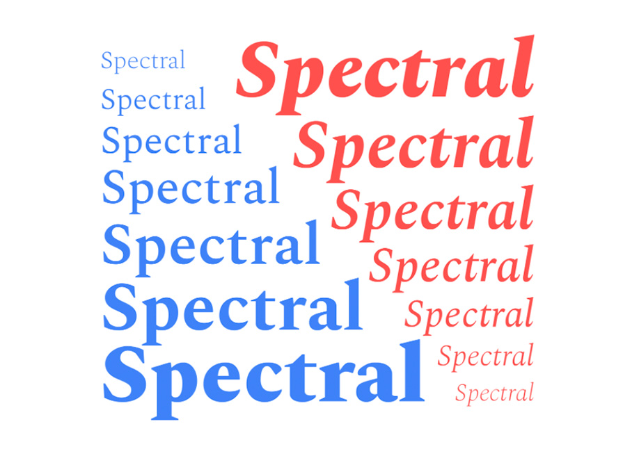 Spectral - 7 weights