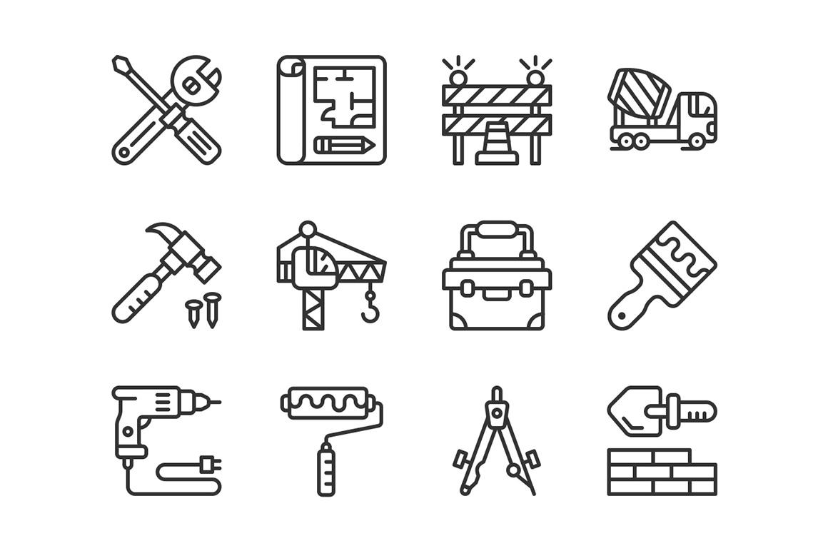 Tools free icons set