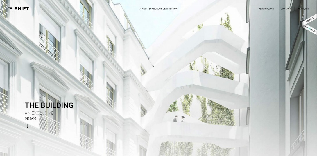 SHIFT Paris | Building: The office of tomorrow