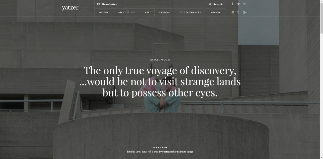 Yatzer | Design is to Share