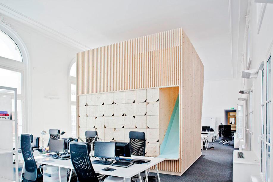 Ekimetrics offices in Paris