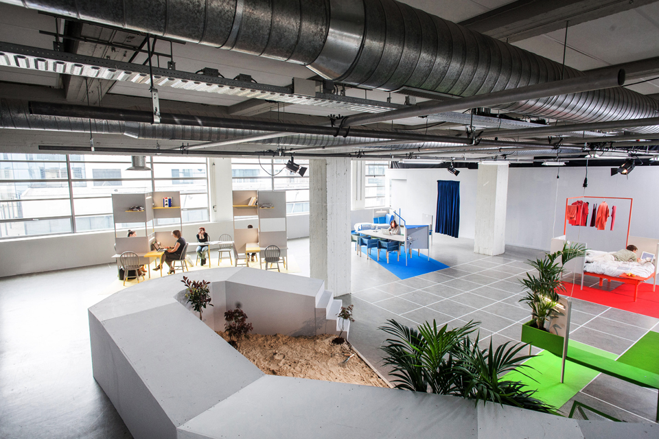 Out of office digital agency in Eindhoven