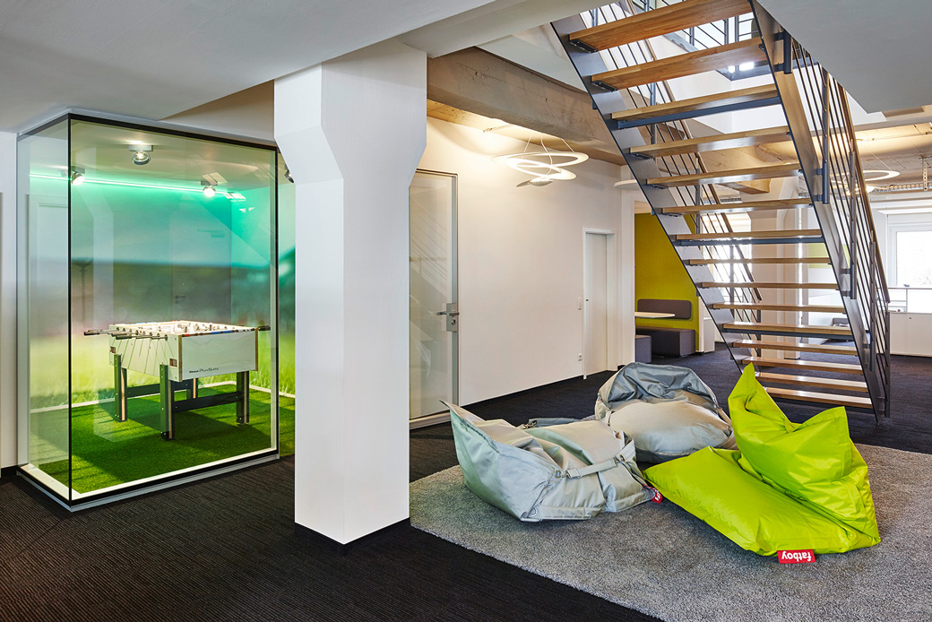 Netzkern offices from Wuppertal, Germany