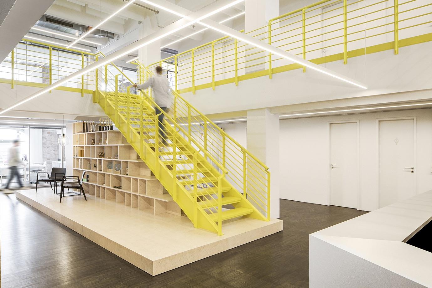 Razorfish's Berlin office
