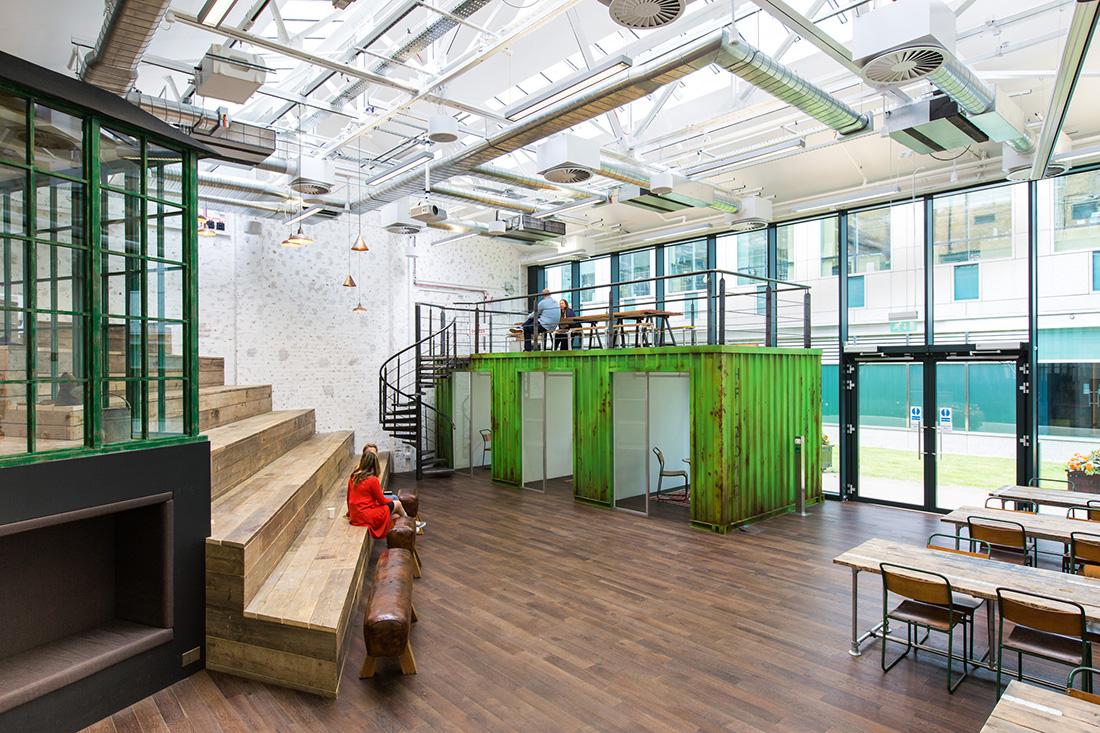 HelloFresh offices in London