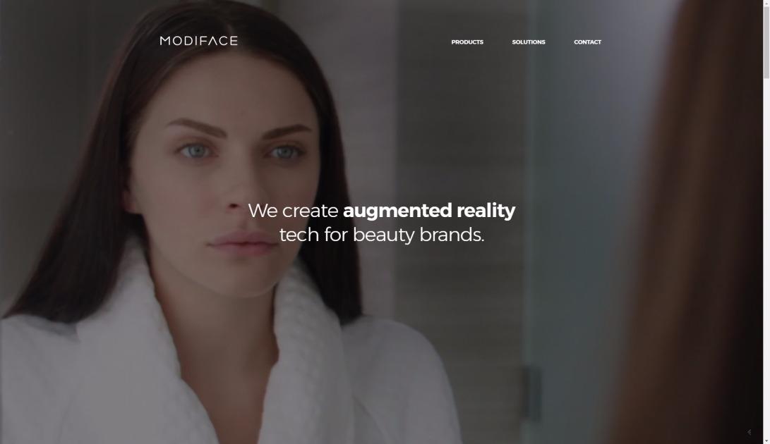 ModiFace - Augmented Reality