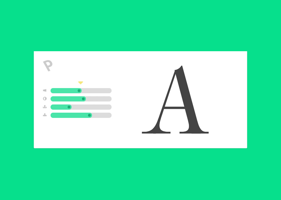 Design stronger identities with bespoke fonts