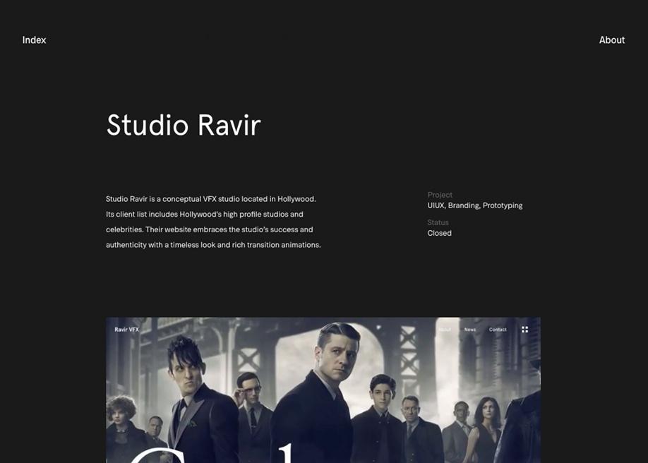 Ken Arai project page
