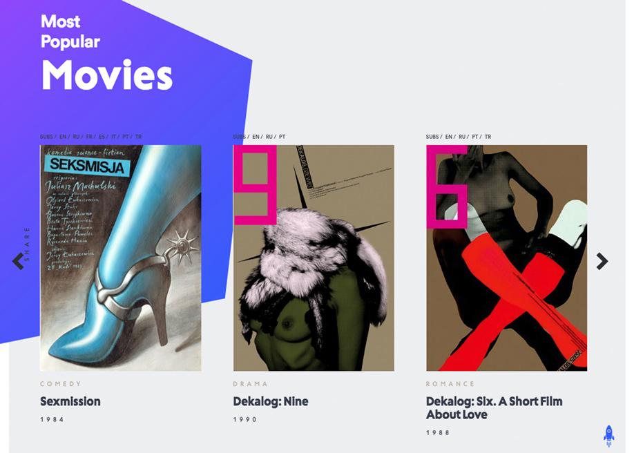 Eastern European movies gallery