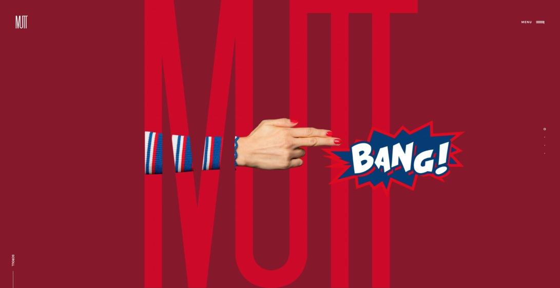 Mutt Agency - Strategy for rockin' brands