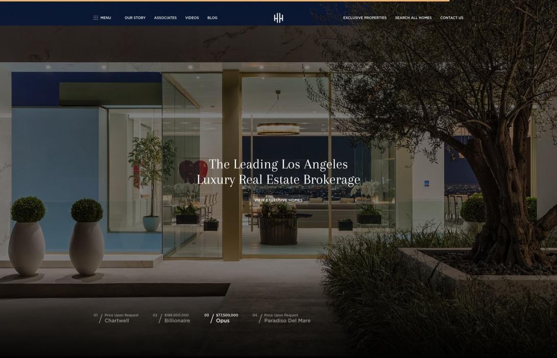 Hilton & Hyland   Beverly Hills Real Estate   Hilton & Hyland   Los Angeles Estates