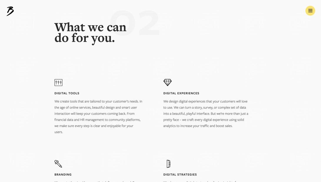 Booreiland Digital Design Amsterdam — About