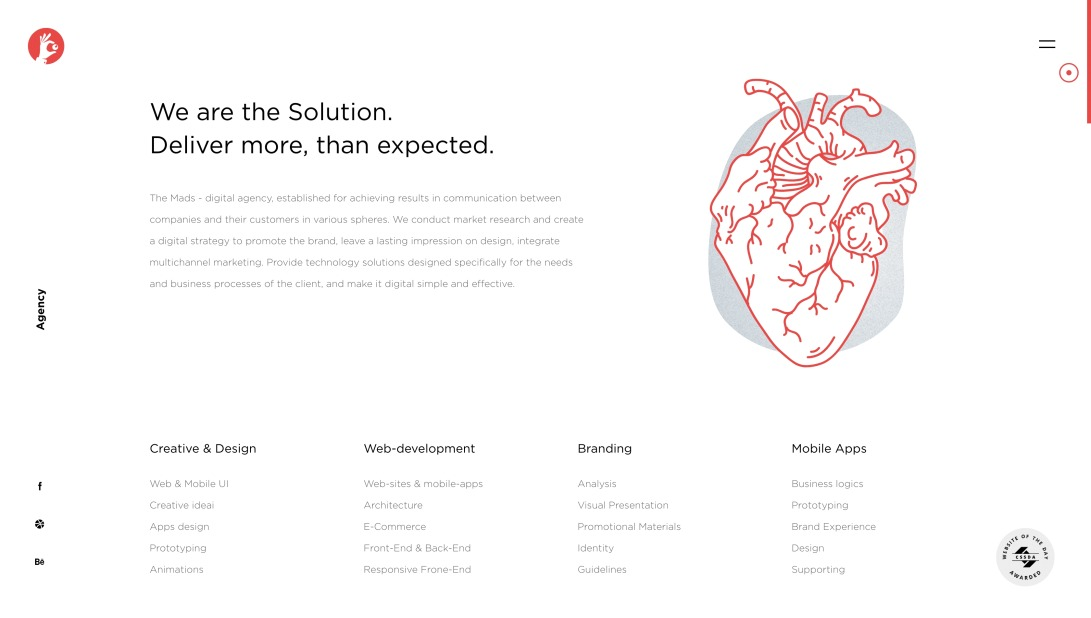 Agency — The Mads Agency