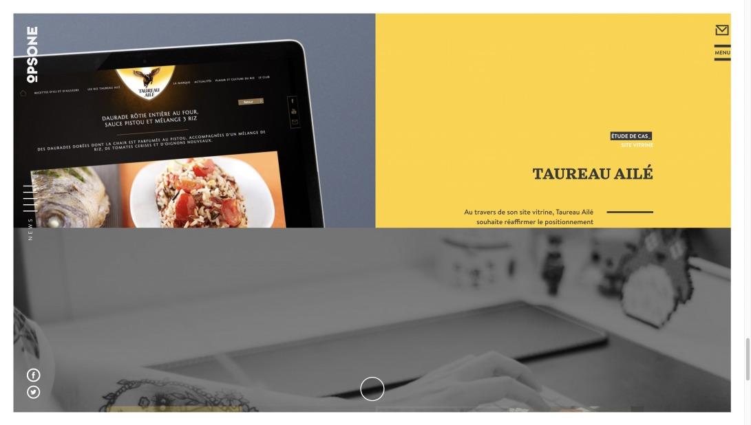 Opsone agence Web, mobile, e-commerce Lognes Seine-et-Marne