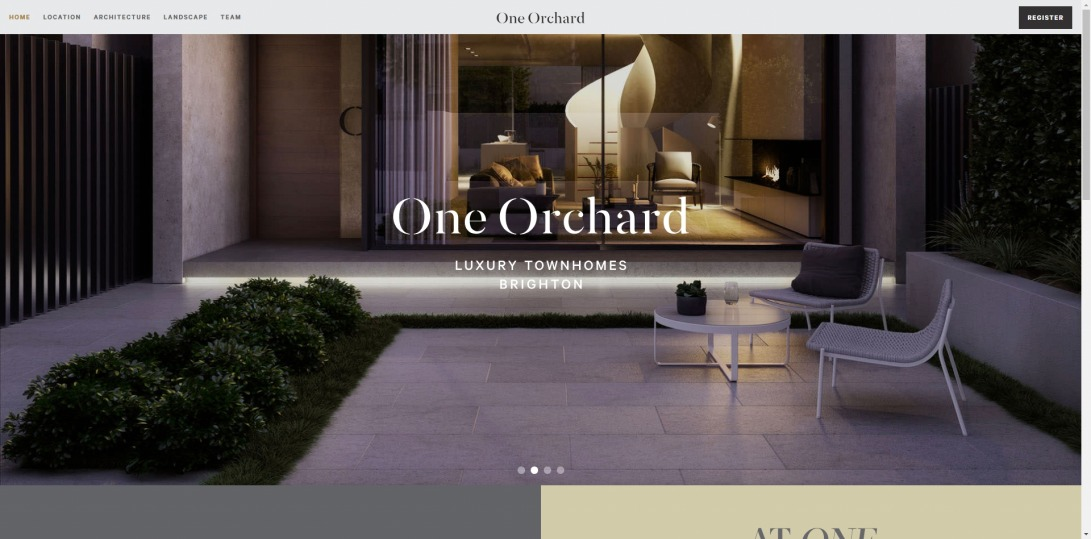 Home – One Orchard