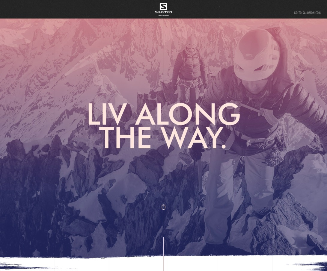 Liv Sansoz - 82 summits, one incredible journey