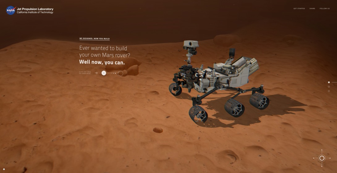 JPL's Open Source Build-It-Yourself Rover