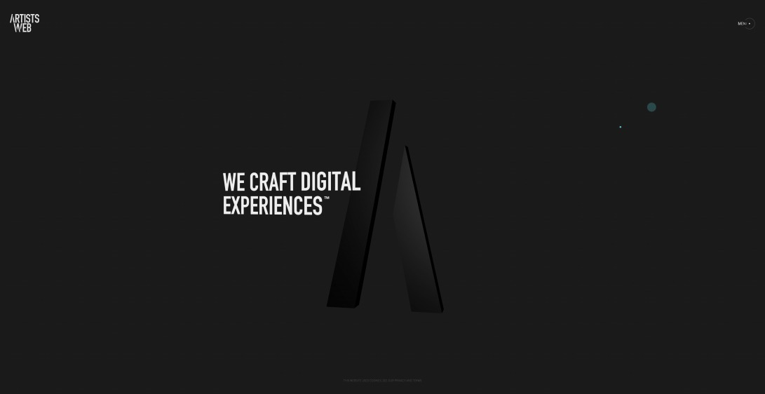 Artistsweb | We Craft Digital Experiences, Creative Digital Agency