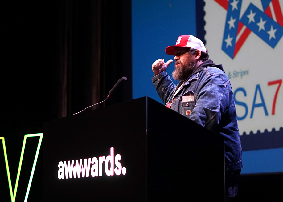 Call for speakers! Talk at an Awwwards Conference 2019: Amsterdam, San Francisco or Toronto