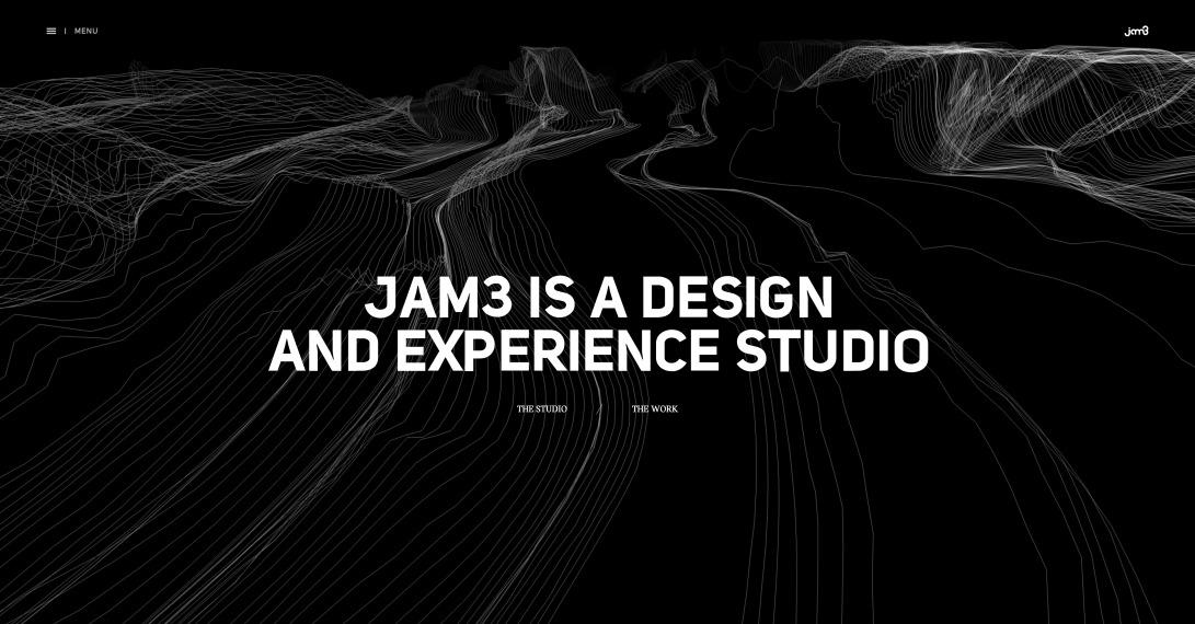 Jam3 | A Design & Experience Studio