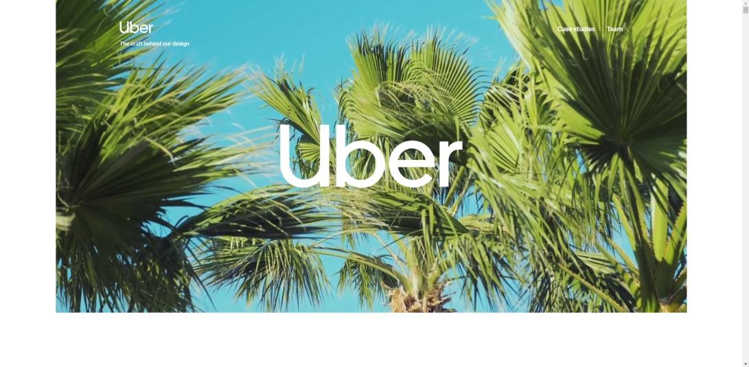 Rebrand 2018   Case studies   Design at Uber