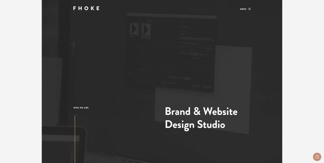Romsey Web Design | Hampshire Design Studio FHOKE