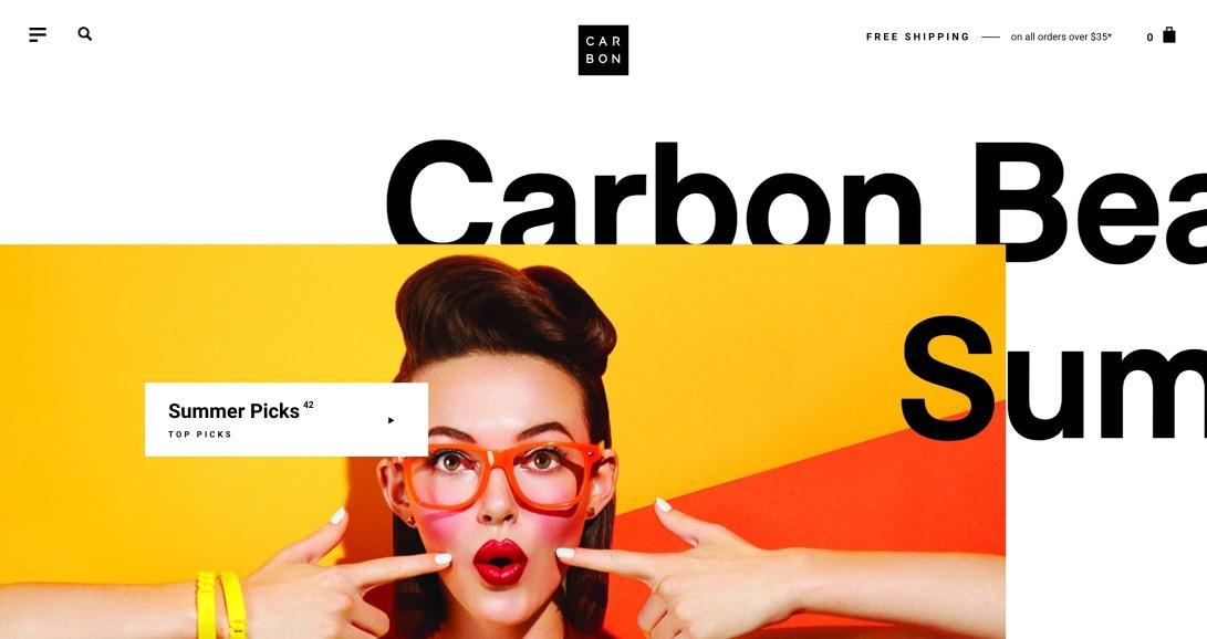 Carbon Beauty