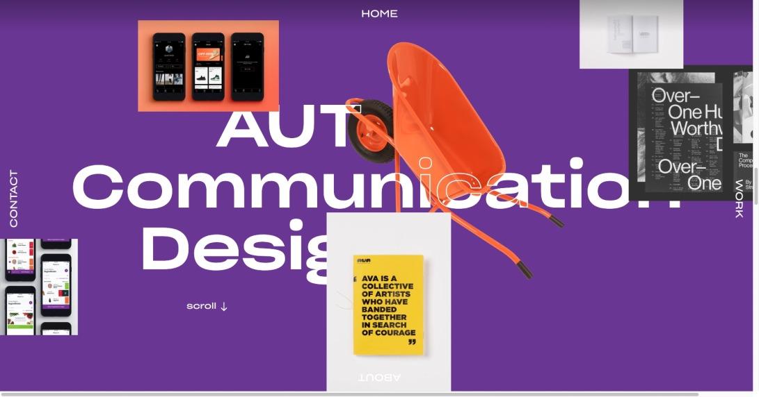 Home | Shift - AUT Communication Design Exhibition 2018
