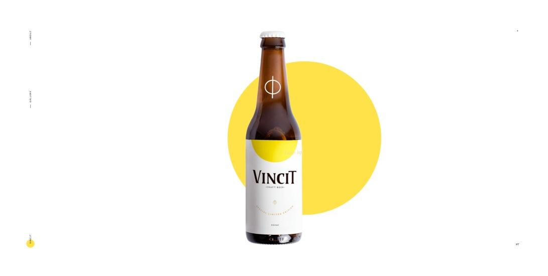 Vincit Beer - Special Limited Edition